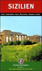 Foto Cover di Sizilien. Ediz. tedesca, Libro di  edito da Touring
