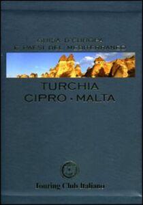 Libro Turchia, Cipro, Malta