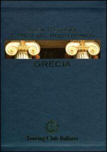 Foto Cover di Grecia, Libro di  edito da Touring