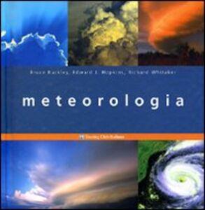 Libro Meteorologia Bruce Buckley , Edward Hopkins , Richard Whitaker