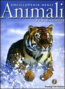 Antondemarirreguera.es Enciclopedia degli animali per ragazzi. Ediz. illustrata Image