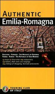 Foto Cover di Emilia-Romagna. Ediz. inglese, Libro di  edito da Touring
