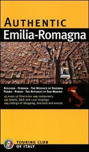 Libro Emilia-Romagna. Ediz. inglese