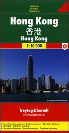 Winniearcher.com Hong Kong 1:10.000 Image