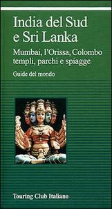 Libro India del Sud e Sri Lanka