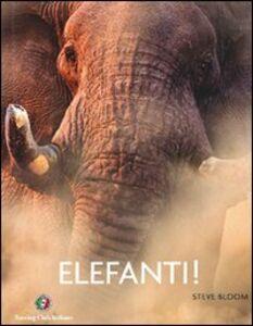 Libro Elefanti! Steve Bloom