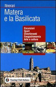Libro Matera e la Basilicata