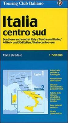 Ristorantezintonio.it Italia. Centro-sud 1:500.000 Image