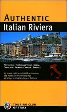 Aboutschuster.de Italian riviera. Ediz. inglese Image