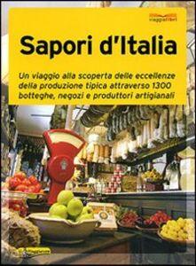 Libro Sapori d'Italia