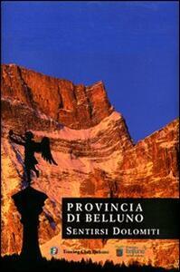 La provincia di Belluno. Ediz. illustrata