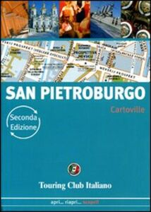 Libro San Pietroburgo