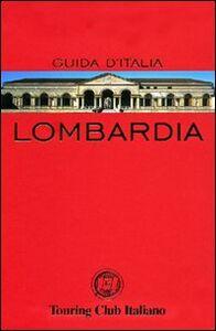 Foto Cover di Lombardia, Libro di  edito da Touring