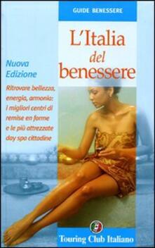 L' Italia del benessere - copertina