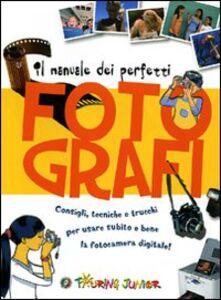 Libro Manuale dei perfetti fotografi