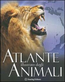 Atlante illustrato degli animali. Ediz. illustrata.pdf