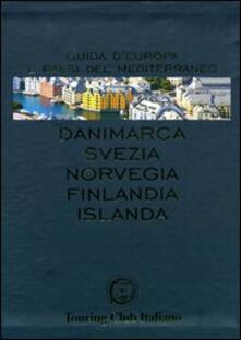 Camfeed.it Danimarca, Svezia, Norvegia, Finlandia, Islanda. Ediz. illustrata Image