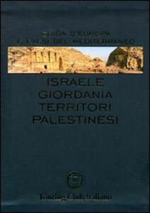 Libro Israele, Giordania, territori palestinesi
