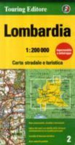 Libro Lombardia 1:200.000