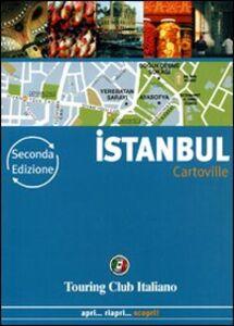 Foto Cover di Istanbul, Libro di  edito da Touring