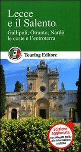 Libro Lecce e il Salento