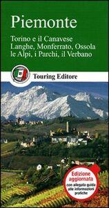 Foto Cover di Piemonte, Libro di  edito da Touring
