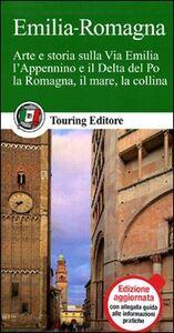 Foto Cover di Emilia Romagna, Libro di  edito da Touring