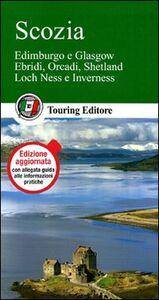 Foto Cover di Scozia, Libro di  edito da Touring
