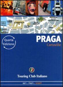 Foto Cover di Praga, Libro di  edito da Touring
