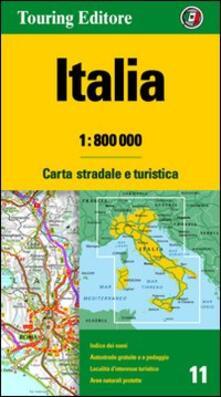Listadelpopolo.it Italia 1:800.000. Ediz. illustrata Image