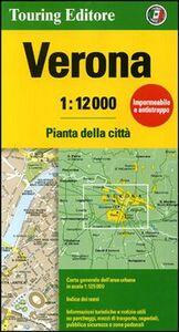 Foto Cover di Verona 1:12.000, Libro di  edito da Touring