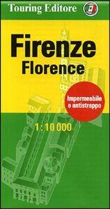 Foto Cover di Firenze-Florence 1:10.000, Libro di  edito da Touring