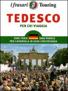 Listadelpopolo.it Tedesco per chi viaggia. Ediz. bilingue Image