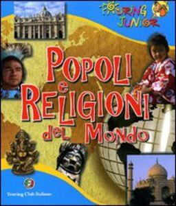 Libro Popoli e religioni del mondo Cristina Giannella
