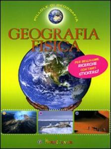 Libro Geografia fisica. Con adesivi