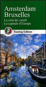 Libro Amsterdam. Bruxelles