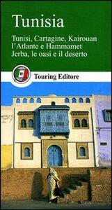 Foto Cover di Tunisia, Libro di  edito da Touring