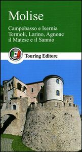 Foto Cover di Molise, Libro di  edito da Touring