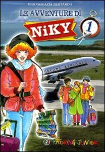 Libro Le avventure di Niky. Vol. 1 Mariagrazia Bertarini
