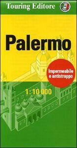 Libro Palermo 1:10.000. Ediz. italiana e inglese