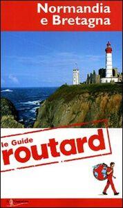 Libro Normandia e Bretagna