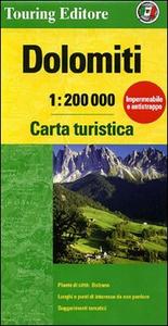 Libro Dolomiti 1:200.000