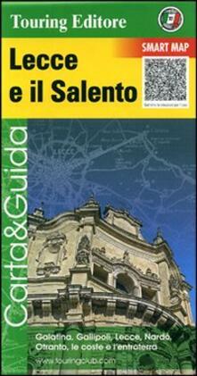 Listadelpopolo.it Lecce e il Salento 1:175.000 Image