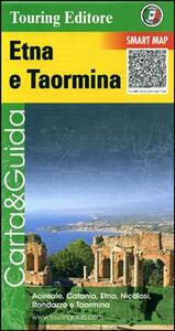 Etna e Taormina 1:175.000
