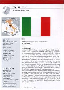 Foto Cover di Bandiere e stati del mondo, Libro di  edito da Touring 3
