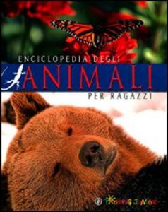 Libro Enciclopedia degli animali per ragazzi. Ediz. illustrata Karen McGee