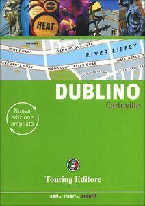 Foto Cover di Dublino, Libro di  edito da Touring 0