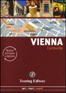 Foto Cover di Vienna, Libro di  edito da Touring 0