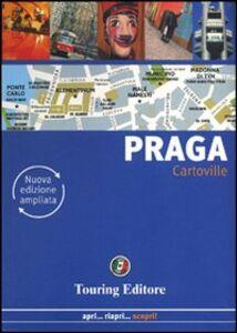 Foto Cover di Praga, Libro di  edito da Touring 0