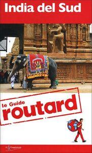 Foto Cover di India del Sud, Libro di  edito da Touring Il Viaggiatore